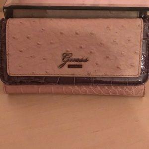 Ladies Guess Wallet